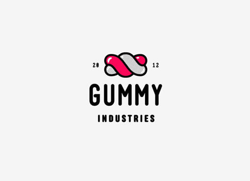 GummyIndustries_Identity_10 #logo