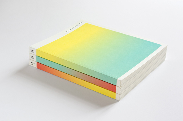 Between | User experience design #color #cover #gradient #awesome #magazine