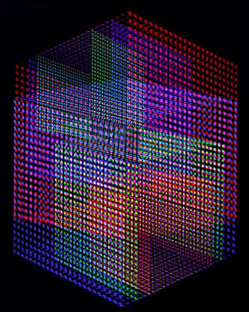 •••cfaal 140, 2011 #dots #grid #illustration #geometry