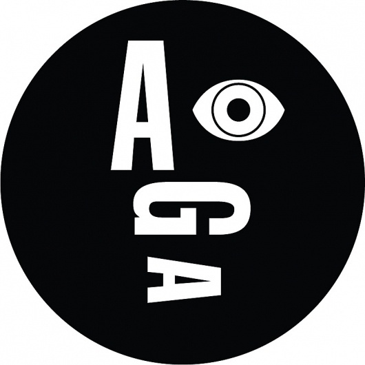 AIGA by Paul Rand | thinkscreative #mark #rand #identity #aiga #paul