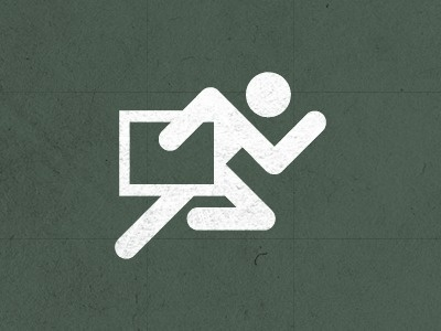 Dribbble - Art Thief by Ryan Ford #icon #symbol