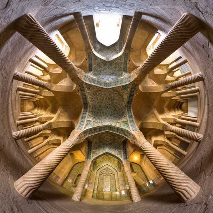 Architecture Photography by Mohammad Domiri