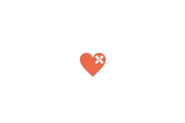 Heart #heart #andrs #sanita #sana #care #guerrero #brand #broken #logo #mother