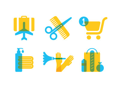 Test icons #icon