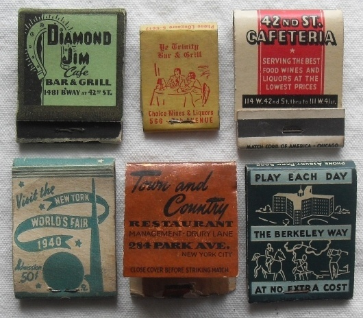 All sizes | 1930s & 1940s Vintage Matchbooks | Flickr - Photo Sharing! #branding #retro #advertising #matches #vintage #logo