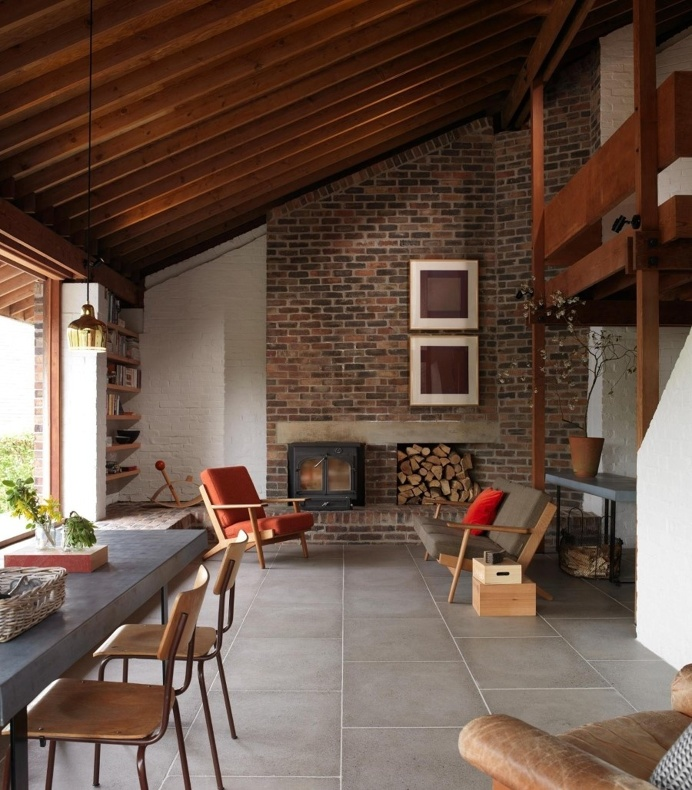 1960's Rural House Extension