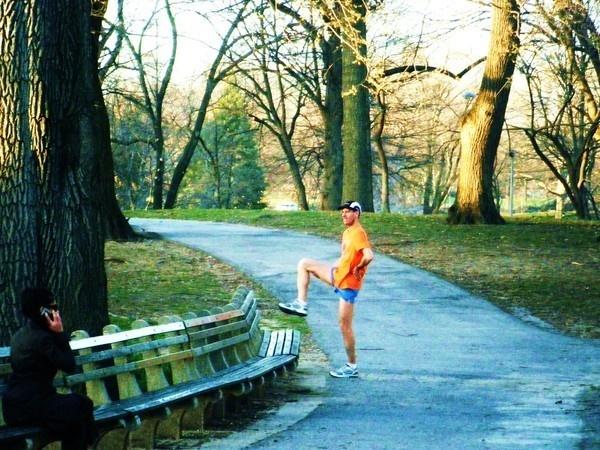 Nouvelle York 2010 on Behance #wallb #lunge #park #runner #central #york #usa #new