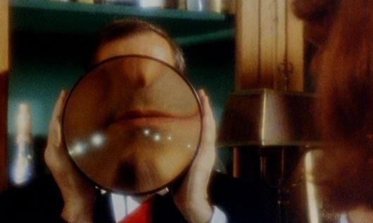 THE ORGANIZED MESS #face #still #film