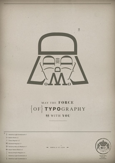 The-force-of-Typography382.jpg (1132×1600) #experimental #typography