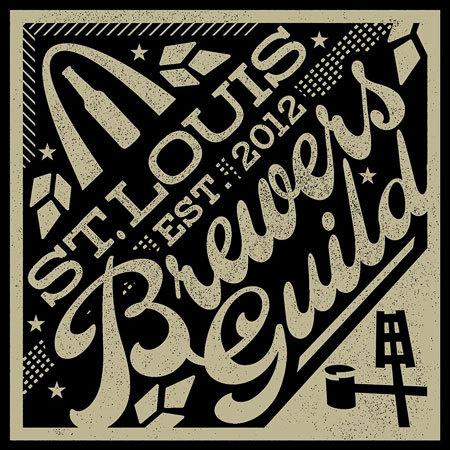 St. Louis Brewers Guild Logo #brewery #beer #coaster #branding