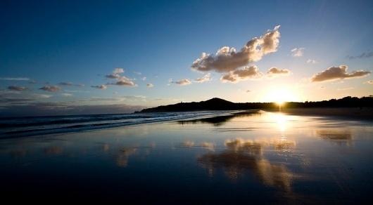 First OZ Pics #dawn #autrlia #photography #sunrise #reflection