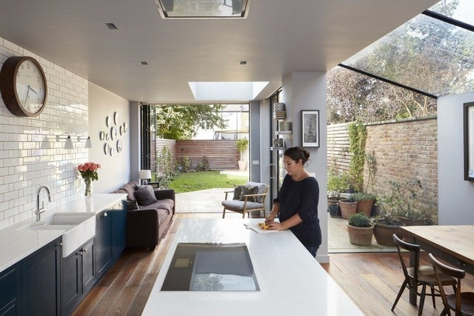 Lincoln Road House - Extension and Renovation in North London 5