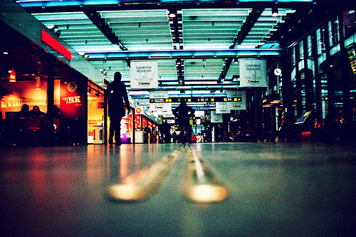 Photography(Station C low downbyMartin Gleerup, Malmö Central Station, viaettannorlundaliv) #photography