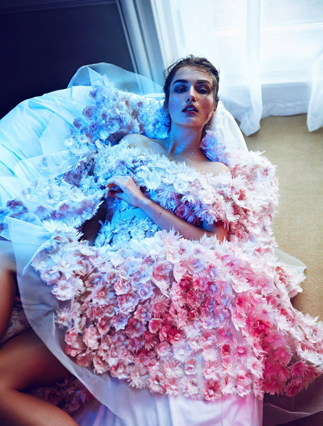 Andreea Diaconu by Lachlan Bailey for WSJ Magazine #model #girl #look #photography #fashion #style
