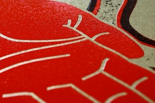 Max Boufathal | Site de l'artiste Max Boufathal. #screen #art #silk