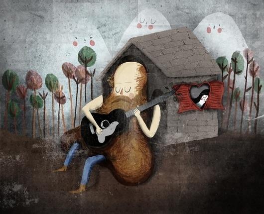 welcome! : Sergio Membrillas:ilustrador/illustrator #illustration #drawing #ilustracin