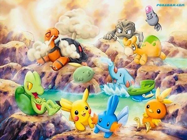 50 Lovely Pokemon Wallpapers #wallpapers #pokemon