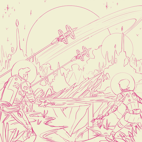 Blog — Orlin Culture Shop #sketches #process