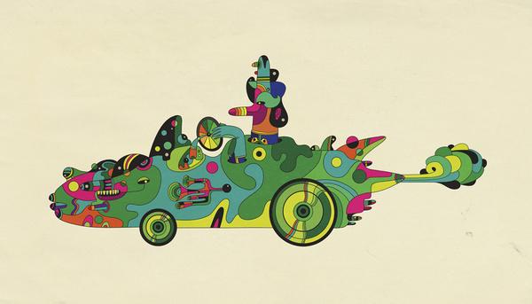 Scott Balmer Illustration #illustration