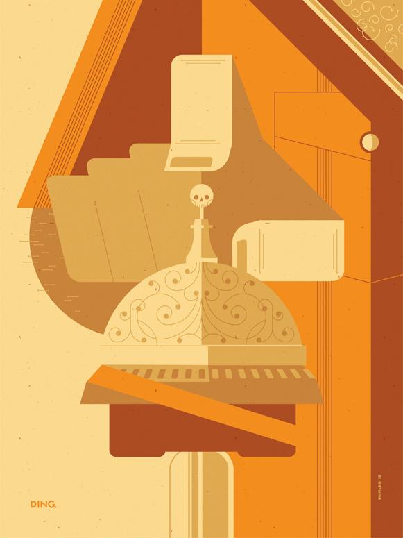 tom whalen : strongstuff illustration + design #tom #whalen