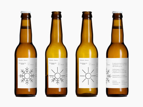 Bedow — Examples of Work — Packaging, Mikkeller #packaging