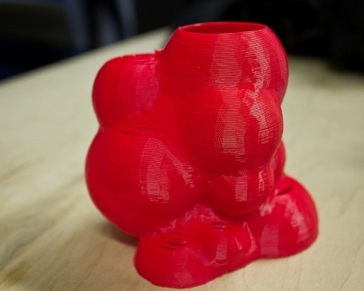 Interactive Parametrics 5550 | Flickr - Photo Sharing! #marius #parametric #blob #printing #makerbot #watz #3d