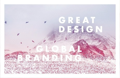 STUDIOJQ // Businesscards on Behance #red #branding #business #businesscards #photo #print #brand #studio #gif #gradient #blue #cards