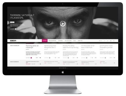Simon #website