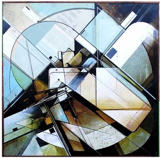 Augustine Kofie: Circulatory System @ White Walls Gallery | Daily Art Fixx - Art Blog: Modern Art, Art History, Painting, Illustration, Photography, S #abstract #geometry #art