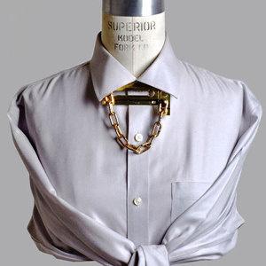 Fab.com | Lock It Up: Alternative Neckwear #fashion #necklace