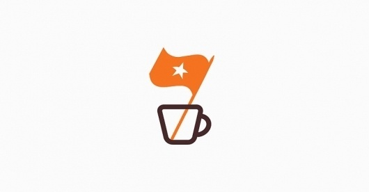 Espresso Republic | Salih Kucukaga Design Studio #icon #logo #symbol