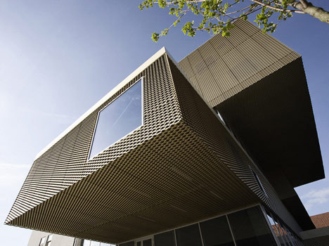 The Library by COBE and Transform #architecture