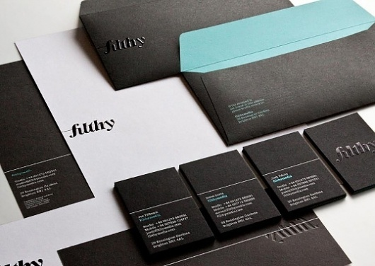 Filthy : Lovely Stationery . Curating the very best of stationery design