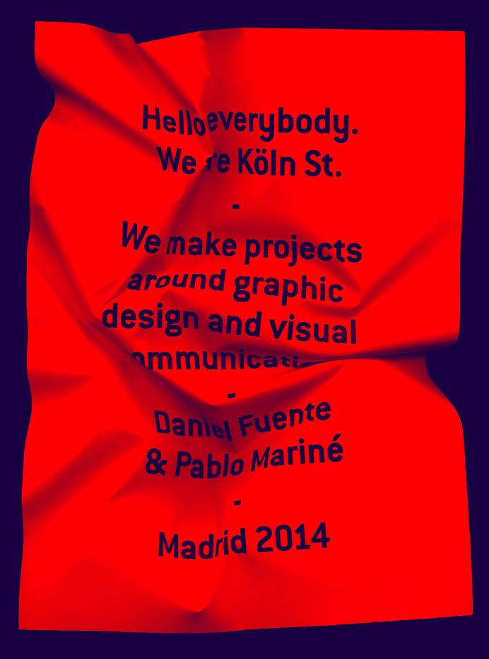 Köln St. #print #poster