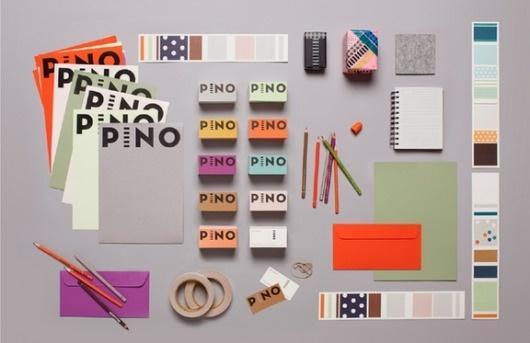 seesaw.: pino. #identity #branding