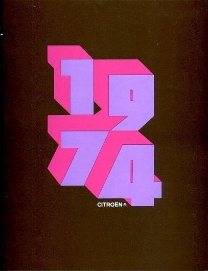 The fantastic Citroen 2cv pages #1974 #brochure #citron