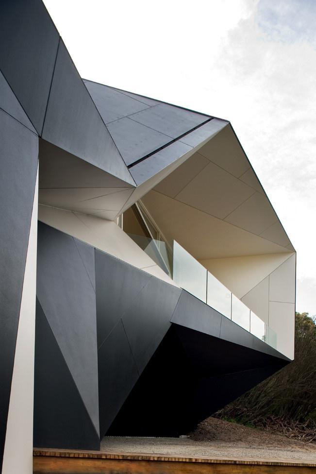 Klein Bottle house / McBride Charles Ryan