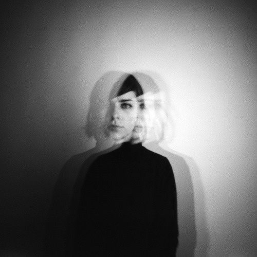 pinhole portrait of Nora Tschirner (for OBSCURA Book) by Novemberkind