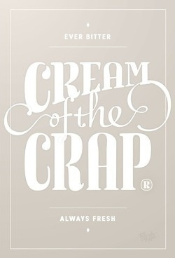 KariusBaktus — the visual journal of Mads Burcharth #type #poster #typography