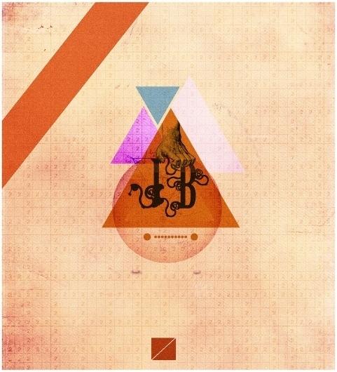 jb_logo_art.jpg (JPEG Image, 1000x1100 pixels) #jazz #design #graphic #retro #music #logo #beats