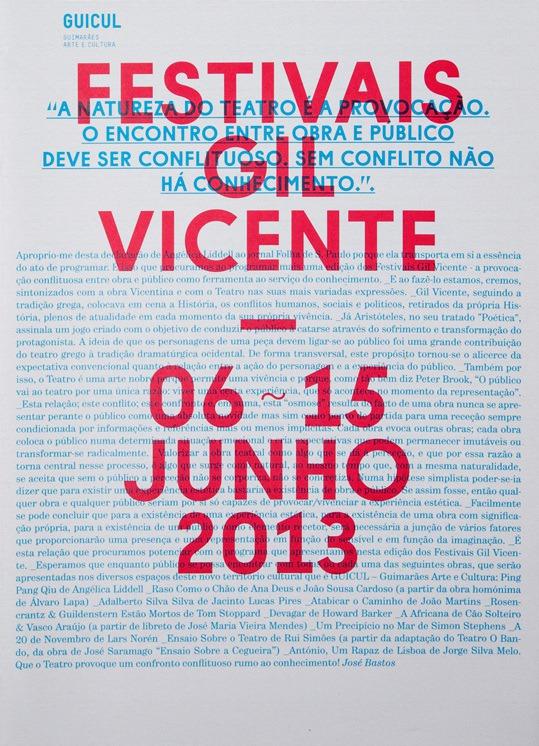Gil Vicente 2013 Handout