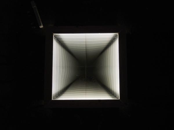 endless PYLN: Jon Gann #jongann #illusion #art #installation