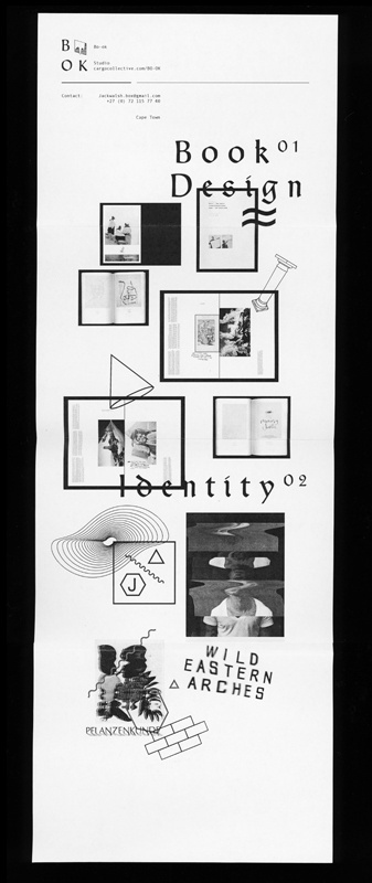 Identity Jack Walsh #design #graphic #book #jack #identity #logo #walsh