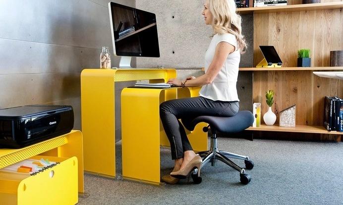 OneLess Space-saving Computer Desk #interior #furniture #design #desk