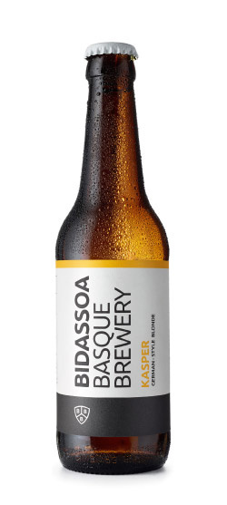 Bidassoa Basque Brewery #beer #brew #craftbeer #identity