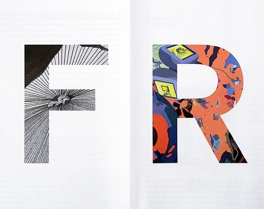 Research and Development #print #design #graphic #typography