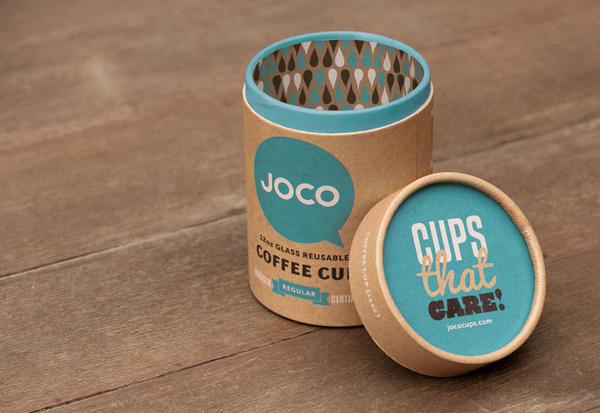 JOCO on Behance #identity #coffee #paper #cup #package
