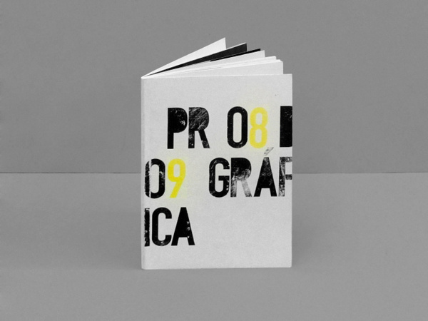 Graphic Production on Behance #letters #photocopy #book #cover #handmade #editorial