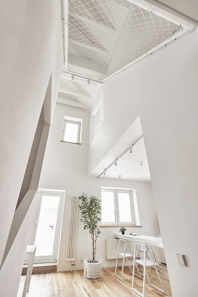 Moscow Family House by Ruetemple 4