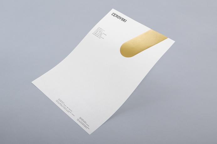 Cerovski Letterhead by Bunch on BPO #bpo #on #bunch #letterhead #cerovski